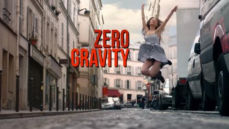 ZERO GRAVITY - 01