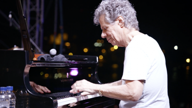 CHICK COREA TRIO - LIVE AT MALTA JAZZ - 8K HDR