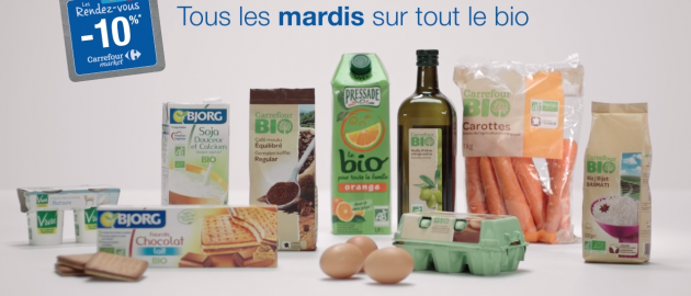 Carrefour Packshot