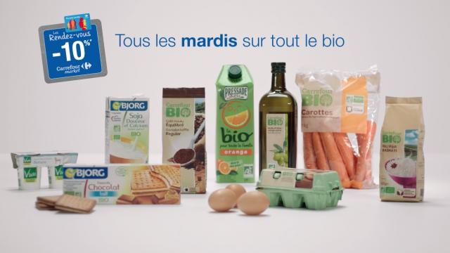 Carrefour Packshot