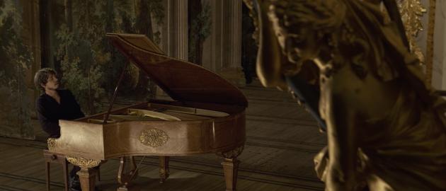 Le fou de la Reine - Lucas Debargue - Scarlatti - Versailles - 2019