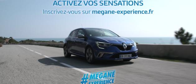 Renault Megane Expérience